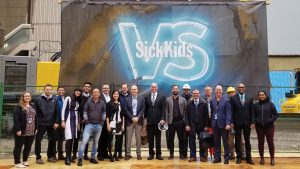 First phase of SickKids campus redevelopment underway