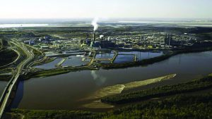 $1.4 billion Suncor Energy plant build eyes greener results