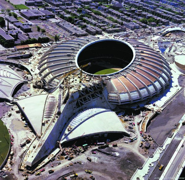 Last year, at the age of 92, Roger Taillibert was still consulting with experts to refine his original roof design for the stadium.