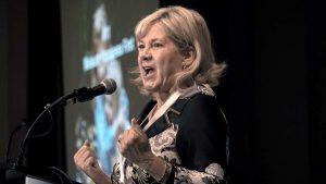 Author promotes 'conscious construction'