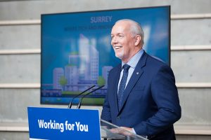 B.C. to create 'second downtown' with Surrey innovation corridor