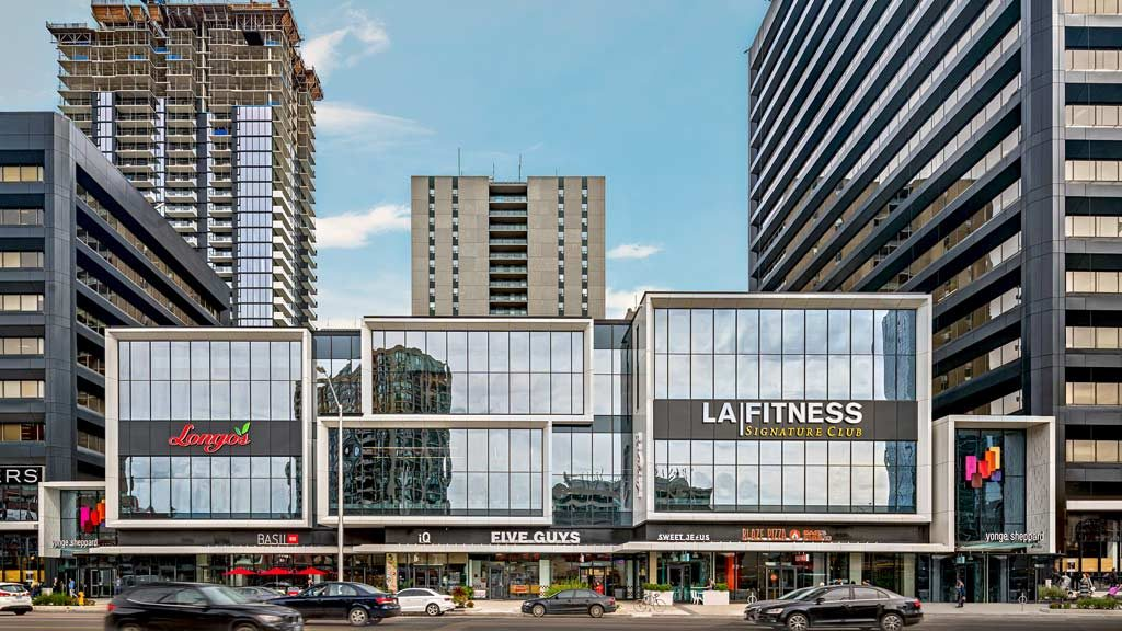 Redevelopment connects Yonge Sheppard Centre to community