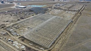Aurora Cannabis pauses construction projects to 'strengthen' its balance sheet