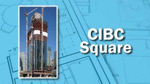 PHOTO: CIBC Cranes