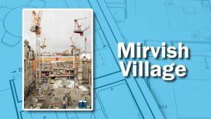 PHOTO: Village Cranes