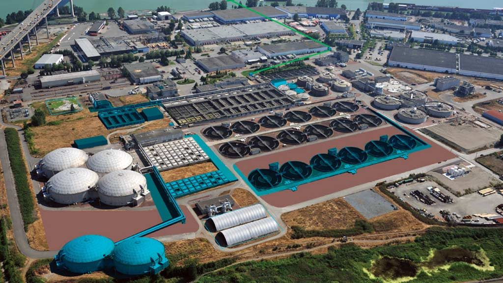 Annacis Island treatment plant getting $184M upgrade