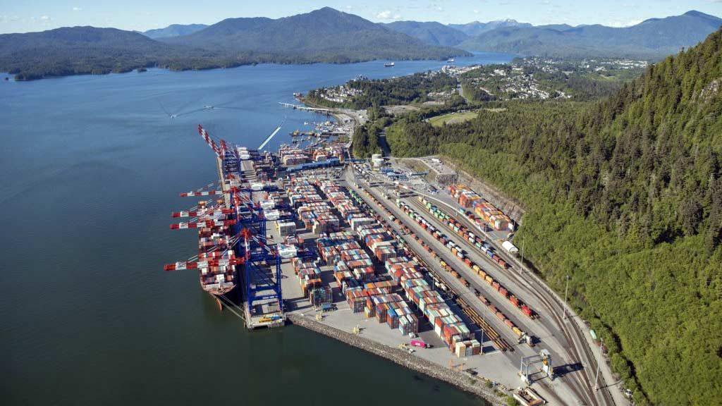 Prince Rupert, B.C. port improvement designs being prepared