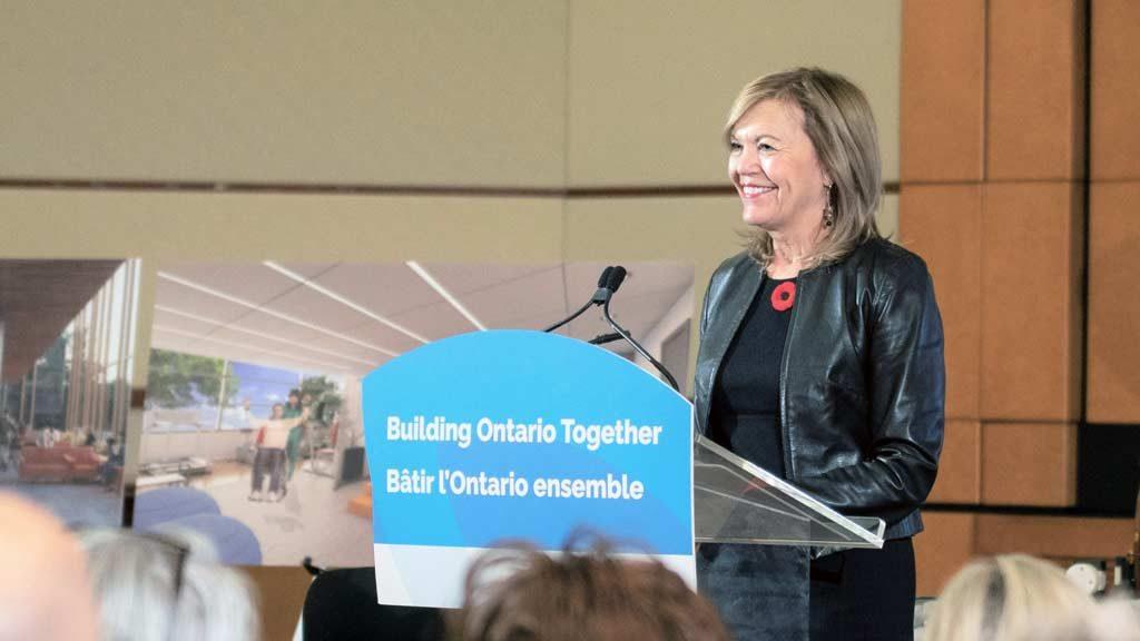 Ontario to spend $60M on Toronto brain sciences centre