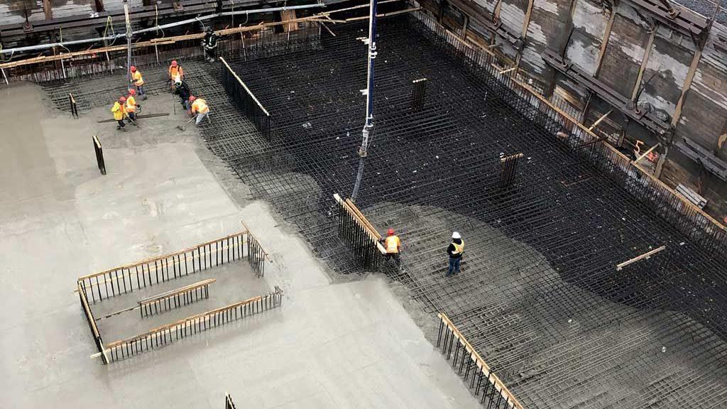 Ottawa builder completes one-day marathon pour