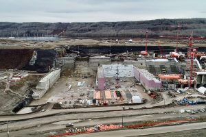 Site C project hits concrete milestone ahead of schedule