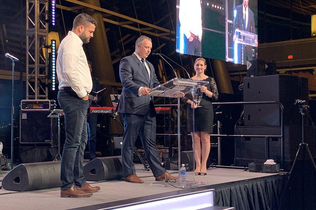 Plumbing VP wins U40 award