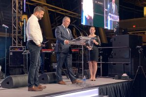 Plumbing VP wins U40 award