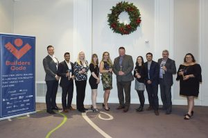 Six employers win inaugural BCCA Builders Code Champion awards