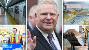 Ford government initiatives top list of 2019 Ontario construction newsmakers