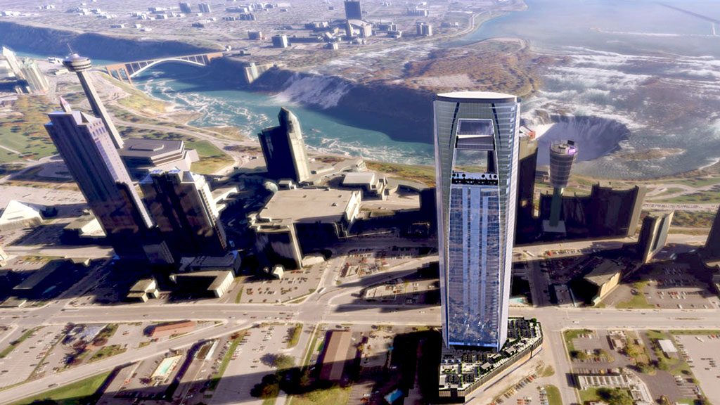 Niagara Falls council approves 72-storey build