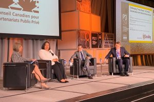 Agency experts examine innovation at P3 conference