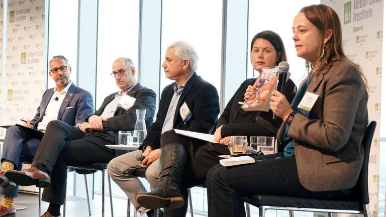 Teaming planners, developers and architects up with indigenous professionals and community leaders on urban projects is critical, stated this panel at the recent Building Better: Indigenous Collaboration in Urban Environments symposium.