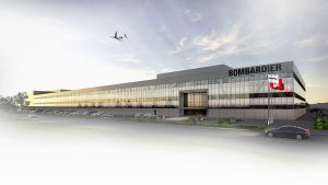 Bombardier to build new aerospace plant in Mississauga