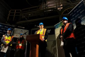 Alberta government invests in cement emission storage study