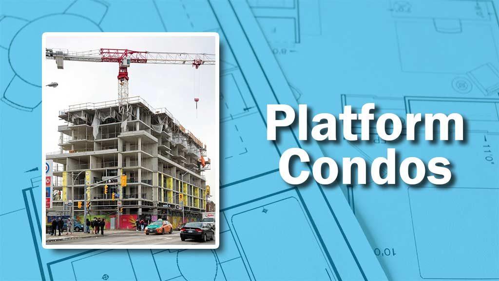 PHOTO: Building the Platform