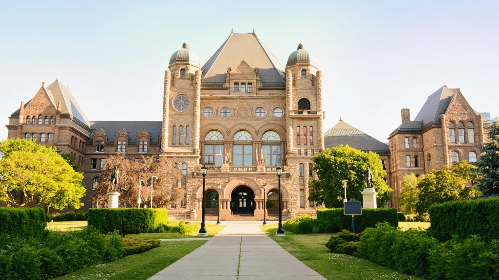 ACO Queen's Park advocacy day looks to shift thinking on heritage buildings