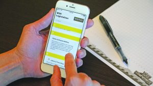 Workplace safety info streamlined in CSAM app