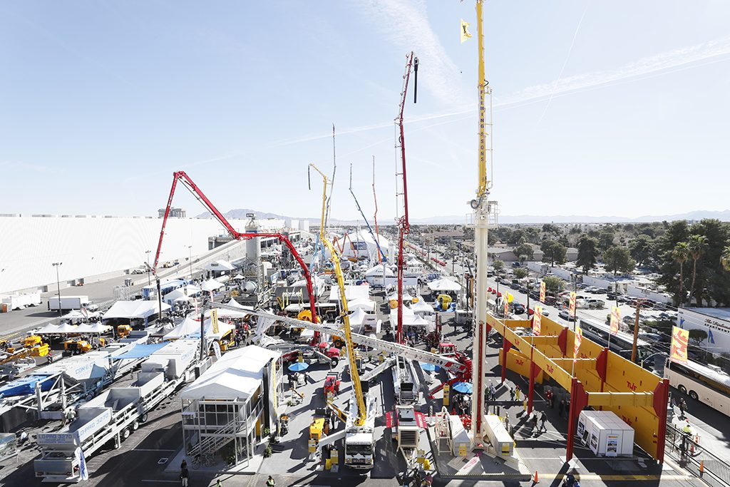 North America's largest construction trade show less than two months away