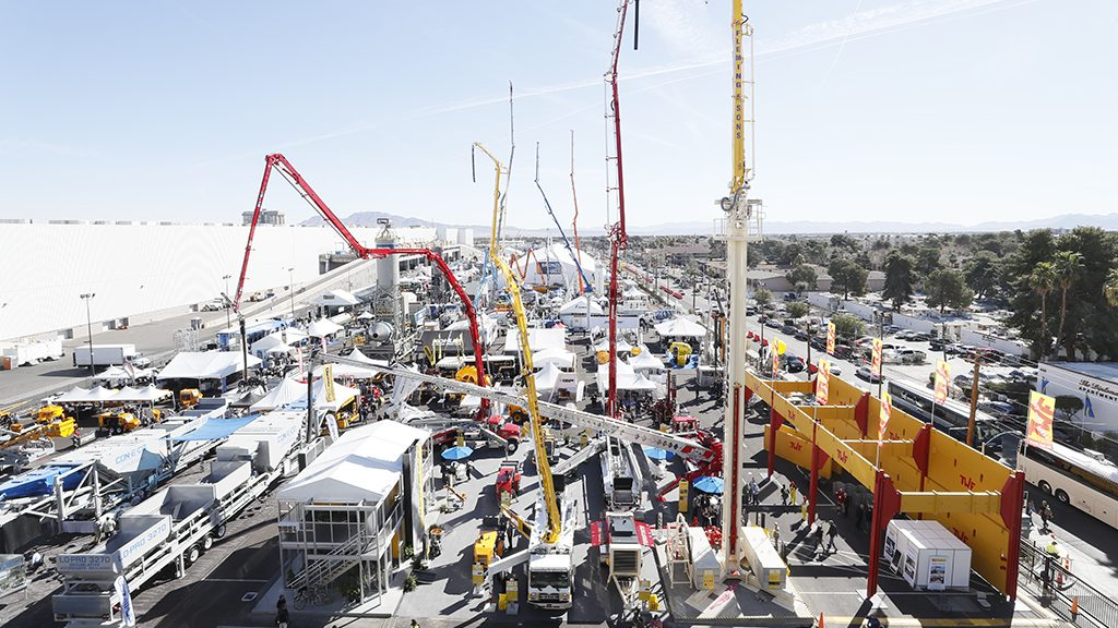 North America's largest construction trade show on the horizon