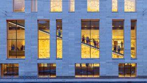 Diamond Schmitt's difficult Mariinsky build featured at film fest