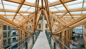 Wood Spotlight: Research begins to show wellness with wood
