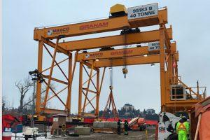 Edmonton prepares next phase of bridge demolition