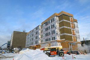 Prince George building permits reach new heights