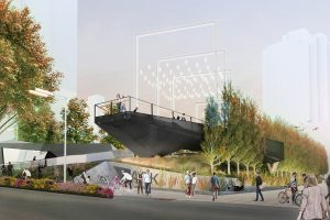 Vancouver starts work on downtown park