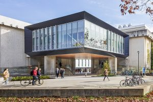 Second phase of UBC Biosciences building complete