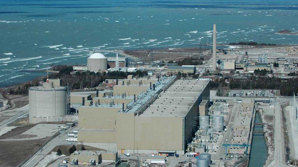 Nuclear waste disposal agency studies South Bruce properties