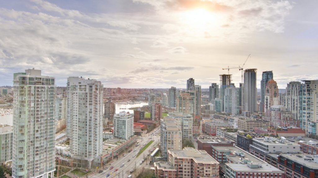 Rental housing on the rise in British Columbia