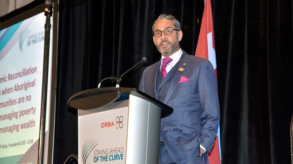 CCAB urges businesses to advance economic reconciliation by creating a 'supply change'