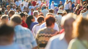 Population growth of Canada's major urban areas outpaces the rest of the country