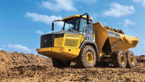 John Deere dump truck transmission warranty gets extension