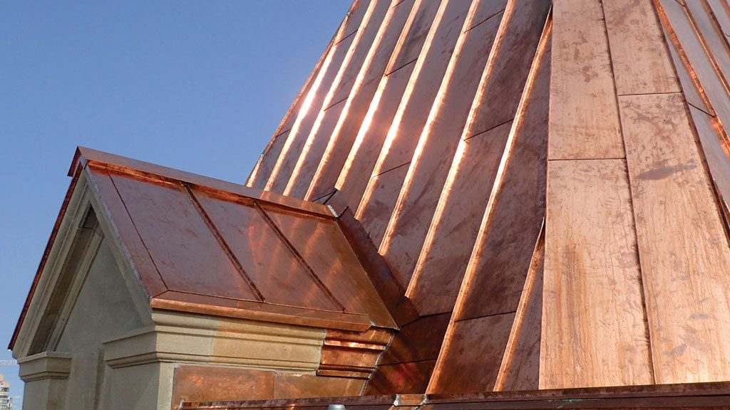 Five Canadian projects earn North American copper award honours