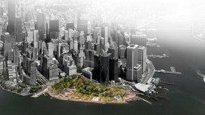 Stantec leads NYC's $165M Battery Park resiliency project