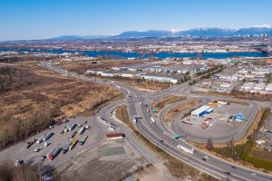 Lower Mainland Highway 91/17 improvements begin