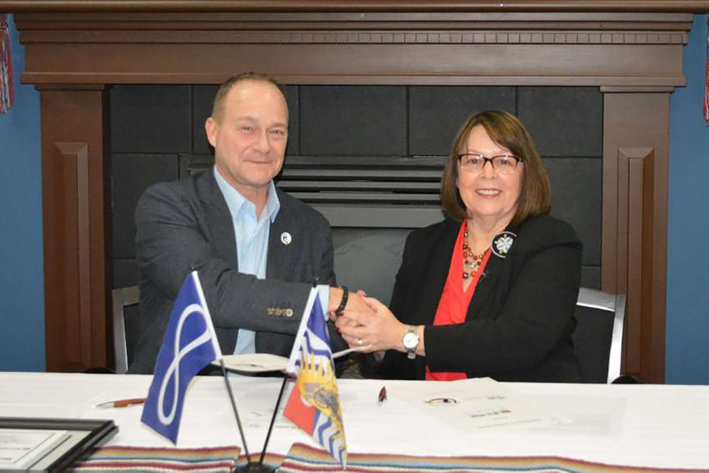 Métis, ITA sign agreement to create trades career opportunities