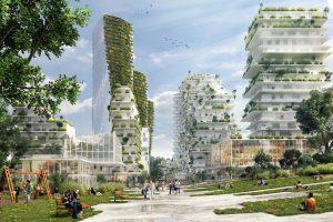A2M imagines building beyond net zero