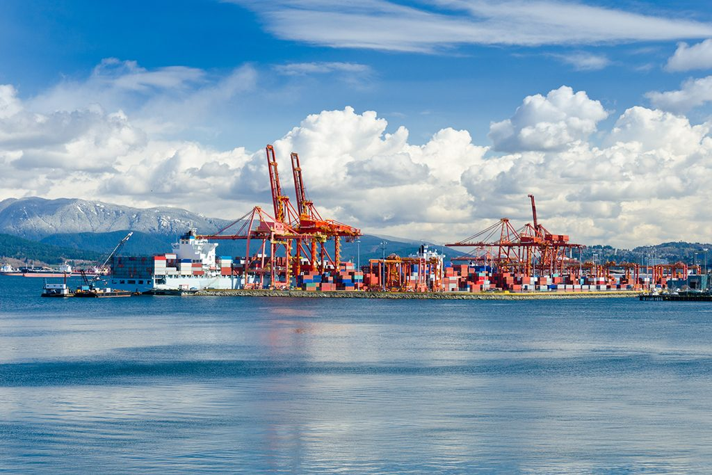 Myriad of work planned for B.C. ports