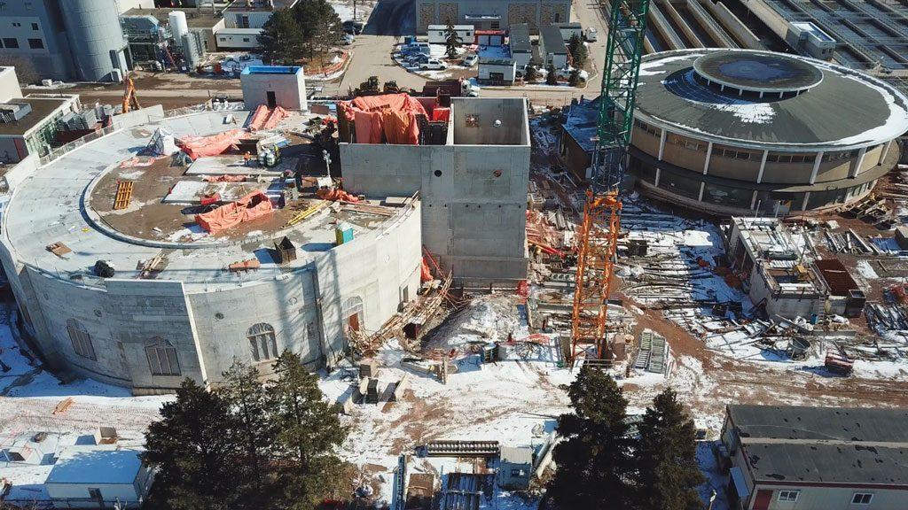 Hamilton's Woodward treatment plant upgrades massive in scope