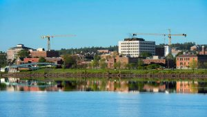 Ross Ventures' office tower project unlike any other building in Fredericton, N.B.