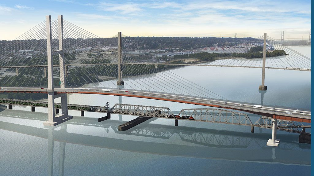 Pattullo Bridge replacement contract awarded