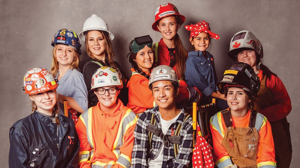 Skills Ontario, women's trades groups join forces