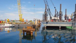 Major excavation planned for Ashbridges Bay plant outfall